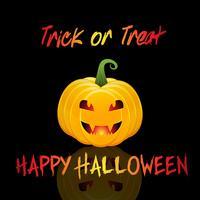 Halloween trick eller behandla bakgrund