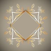 Dekorativer Rahmenhintergrund