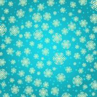 Schneeflocken und Sterne vektor