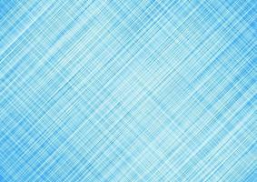 abstrakter blauer Hintergrund mit weißer Gitterlinienkratztextur. vektor