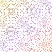Blumenmuster Hintergrund