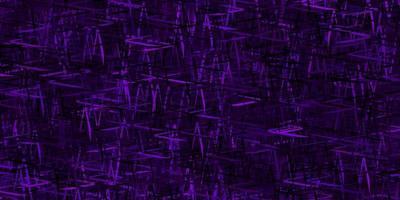 mörkrosa vektorbakgrund med raka linjer. vektor
