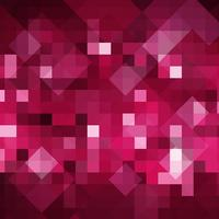 Abstrakt geometrisk valentin bakgrund