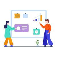 skapa koncept för teamplaner