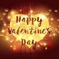 Alla hjärtans dag hjärta