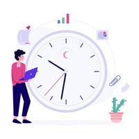 ställa in tidsfrister för projektkoncept