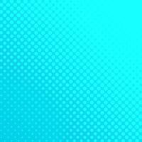 komisk bakgrund. halvton prickat retro mönster med cirklar, prickar, designelement för webbbanners, affischer, kort, bakgrundsbilder, bakgrund, webbplatser. popkonststil. vektor illustration. blå färg