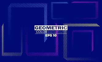 modern abstrakt bakgrund med geometriska former och linjer vektor