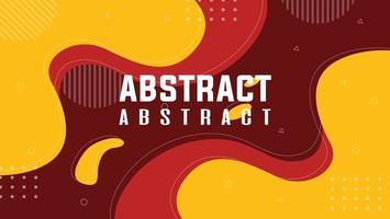 neuer moderner abstrakter geometrischer Hintergrund