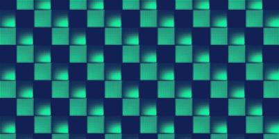 abstrakte quadratische Halbtonhintergrundvektorillustration