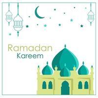 ramadan mubarak tapet