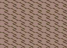 handritade, bruna färglinjer sömlösa mönster vektor