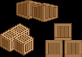 Vektor-Kisten vektor