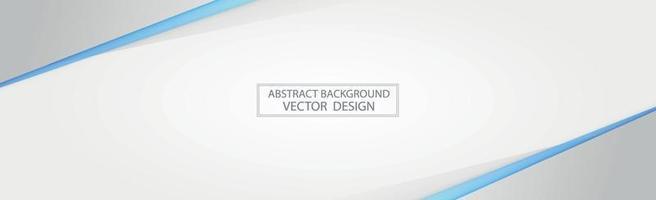 abstrakter Panoramahintergrund mit verschiedenen Graustufen - Vektor
