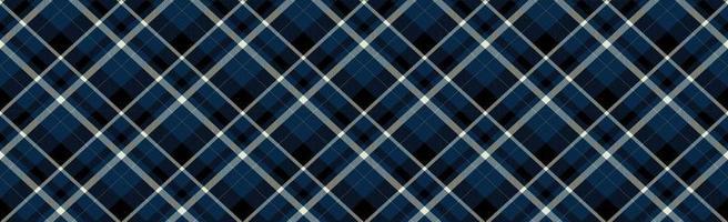 sömlös rutig tartan skotsk textur med romber - vektor