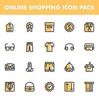 online shopping ikon pack