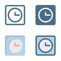 larm ikon isolerad på vit bakgrund. för din webbdesign, logotyp, app, ui. vektorgrafikillustration och redigerbar stroke. eps 10. vektor