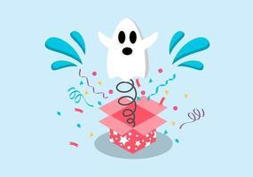 Feier glücklichen April Narrentag, der ein Narrhuthintergrund-Entwurfskonzept trägt. Vektorillustration vektor