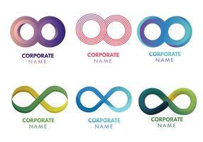 Infinity Logo Vektor Pack