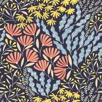 dekorativa sömlösa mönster