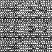 Schwarzweißdruck. geometrisches nahtloses Schwarzweiss-Muster. vektor