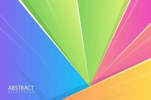 abstrakter Hintergrund mit buntem Farbverlauf