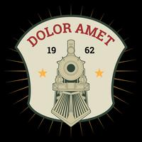 Enastående Locomotive Vectors