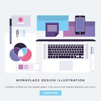 Vector Digital Design-element och -element