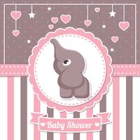 Baby-Dusche-Hintergründe