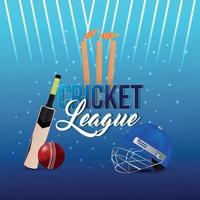 Cricket Live-Turnier Hintergrund