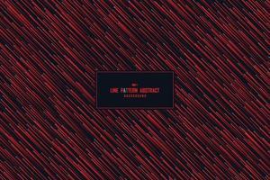 abstrakt teknik röd design mönster konstverk bakgrund. illustration vektor eps10