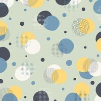 abstrakt minimal geometrisk av handritad element dekorera på pastell bakgrund. illustration vektor eps10