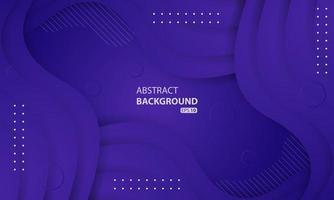 abstrakt flytande bakgrund med lila tonad färg. dynamisk texturerad bakgrundsdesign. eps 10 vektor