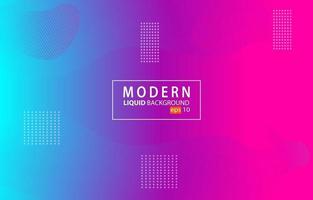 färgglad modern flytande färgbakgrund. vågig geometrisk bakgrund. dynamisk strukturerad geometrisk elementdesign