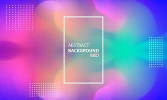 abstrakt flytande bakgrund för din målsidesdesign. bakgrund för webbdesign. modern mall för affisch eller banner.