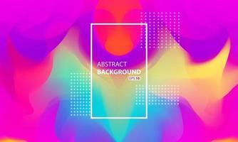 abstrakter flüssiger Hintergrund für Ihr Landingpage-Design. Hintergrund für Website-Designs. moderne Vorlage für Plakat oder Banner.