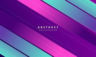 modern abstrakt lila bakgrundsvektor. layoutdesign med dynamiska former för sportevenemang. vektor