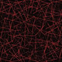 abstrakt röd linje av geometrisk energimönster design bakgrund. illustration vektor eps10