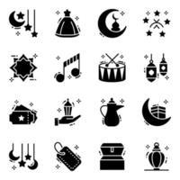 den heliga månaden Ramadhan