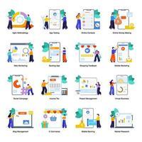 online-verksamhet och bankverksamhet