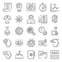 e-handel doodle pack