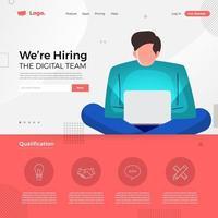 digitala team vi anställer