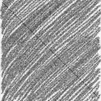 schwarzer Pinsel streicht Vektormuster. Hand gezeichnete gekrümmte und gewellte Linien mit Grunge-Kreisen. Pinsel kritzelt dekorative Textur. unordentliche Kritzeleien, kühne kurvige Linienillustration. vektor