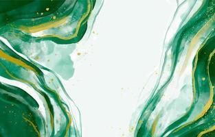 Aquarell Luxus Hintergrund vektor
