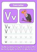 Briefe schreiben v vektor