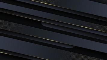 lyx abstrakt bakgrund med guld glitter trim.