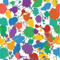 helle Farbe nahtloses Muster. Vektorillustration vektor