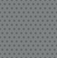Musterentwurf der geometrischen Graustufenfiguren vektor