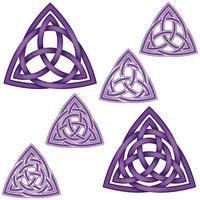 Wicca Symbol Design vektor
