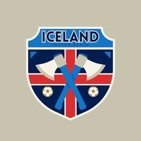 Island VM fotbollsignaler